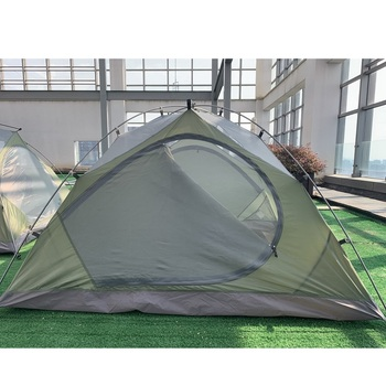 Blackdeer Archeos 3P Tent Backpacking Tent Outdoor Camping 4 Season Tent With Snow Skirt Double Layer Waterproof Hiking Trekking 4