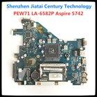 PEW71 LA-6582P MBR4L...