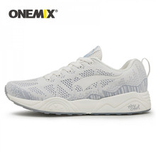Running-Shoes Women Outdoor-Walking Breathable ONEMIX for Light Retro Sports-Sneaker