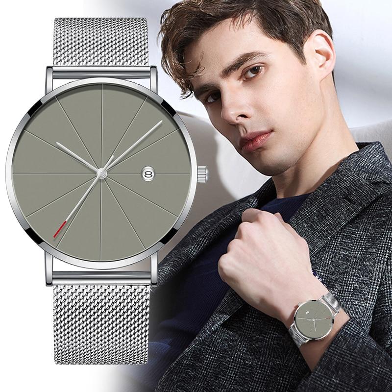 H345eca7a4d0a4f028cb02230257c4820g Men's Watch Luxury Ultra-thin Watch