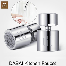 Youpin DABAI Kitchen Faucet Aerator Water Diffuser Bubbler Zinc alloy Water Saving Filter Head Nozzle Tap Connector Double Mode