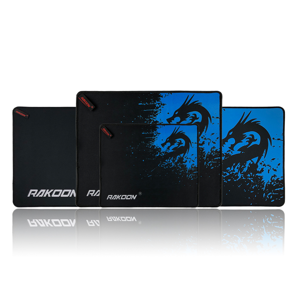 Blue Dragon Large <font><b>Gaming</b></font> <font><b>Mouse</b></font> Pad Lockedge <font><b>Mouse</b></font> Mat For Laptop Computer <font><b>Keyboard</b></font> Pad Desk Pad For Dota 2 Warcraft <font><b>Mousepad</b></font> image