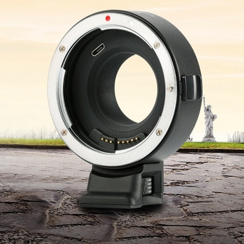 VILTROX EF-FX1 Auto Focusing Lens Adapter for Canon EF/EF-S Lenses for Fuji X Mount Camera Focusing Lens Adapter New