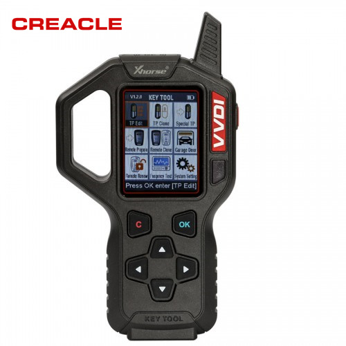 2018 New Original V2.2.2 Xhorse VVDI Key Tool Remote Key Programmer Specially For America Cars/European Car/Mid-Eastern Cars