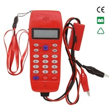 NF-866 Phone Line Cable Tester with Display Screen Tele Fiber Optical Tool Check DTMF Caller ID Auto Detection Search Machine zhongshan dag industry sales of new cnc machine tool g380 5m fiber optical fiber cable line