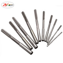 10pcs/set  3-12mm HSS Machine reamer with parallel shank  H7 H8 accuracy Straight Shank Milling Chucking Reamer Machine Cutter