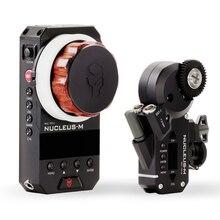 TILTA WLC T03 K1 Nucleus M Drahtlose folgen fokus Objektiv Zoom Control Fiz Hand Einheit Motor 350M übertragung für Luft foto