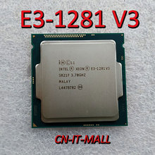 Processador intel xeon E3 1281 v3 cpu 3.7 ghz 8 m 4 core 8 threads lga1150