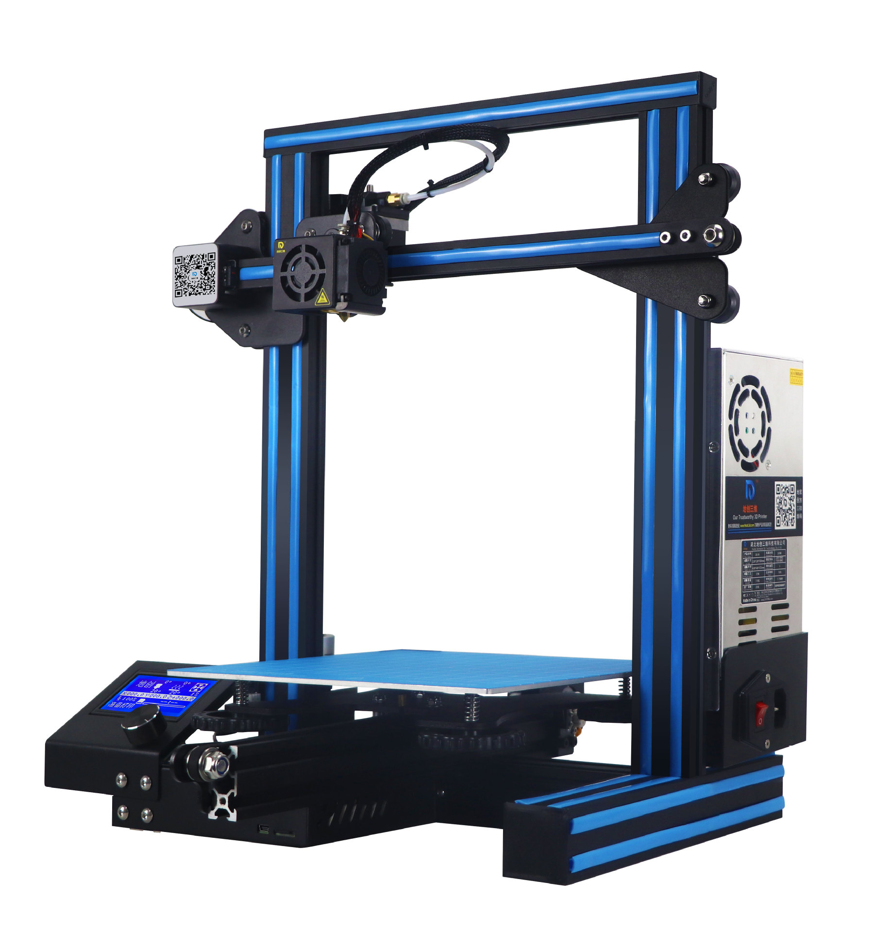 Shanghai 3D Printer Recommended Figurine 3D Printing Large Size 3D Printer Direct Selling