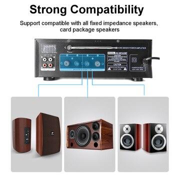 110/220V 2000W USB SD AMP FM DVD AUX   5