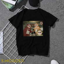 Anxiety Depression Overthinking T-shirt Men Meme Cotton Tees Tops Hip Hop Streetwear Male T