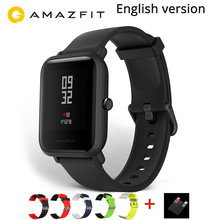 English Version Amazfit Bip Lite Smart Watch Huami LITE Men 45 Days Battery Life 3ATM Waterproof