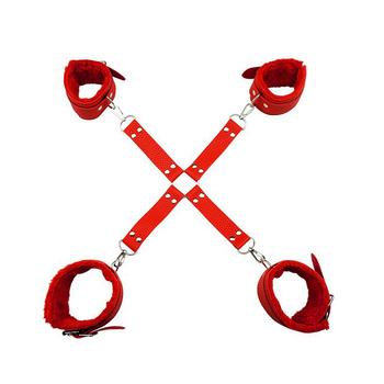 A55 zabawki erotyczne dla dorosłych kajdanki zestawy Footcuff SM Slave gra flirtowanie wiążące pasek BDSM Bondage dyscyplina para flirtowanie zabawki tanie i dobre opinie CN (pochodzenie) SM Slave Game Flirting Binding Strap