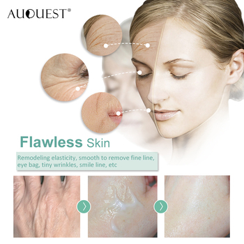 11.11 AuQuest Peptide Wrinkle Cream 5 Seconds Wrinkle Remove Skin Firming Ageless Tighten Moisturizer Face Cream Skin Care 1