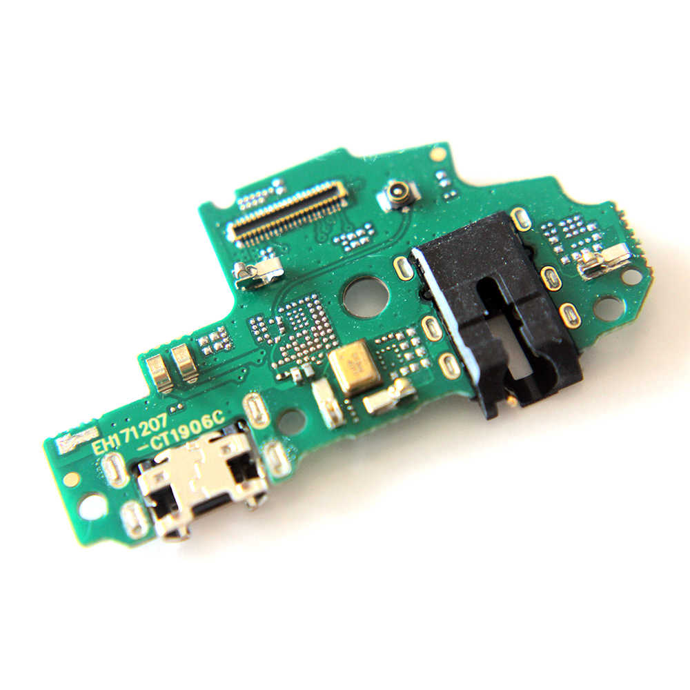 Pour Huawei P Smart/P Smart 2019/P Smart Plus + USB chargeur Dock Port connecteur carte USB Port de charge câble souple