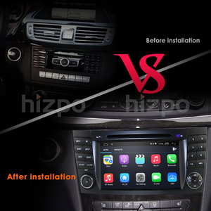Image 5 - IPS 4G Android 10 2 din auto DVD player Für Mercedes Benz E klasse W211 E200 E220 E300 e350 E240 E270 E280 CLS KLASSE W219 GPS Navi