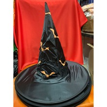 HAT Witch Anime Kawaii Party Kids Halloween for Adults Toys Figure Cosplay-Props Childern
