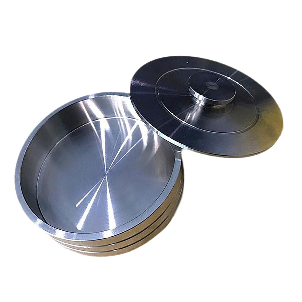 Wrist Watch Part Wash Pot Cup Stainless Steel Cleaning Tool for Watchmaker Jewelers