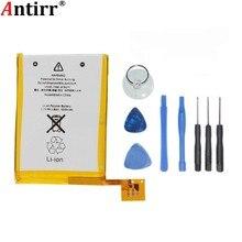 Antirr 1x1030mAh 616-0621 / LIS1495APPCC dahili yedek LI-ion pil iPod Touch 5th 5 5g nesil piller