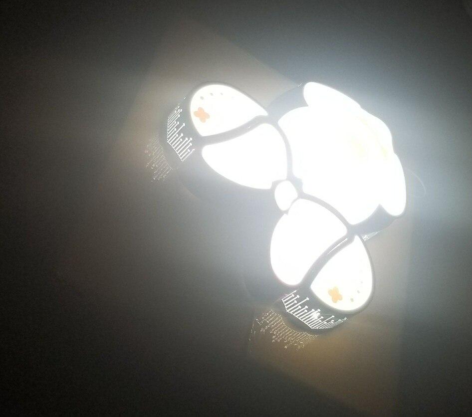Luzes de teto Infância Animados Lustre