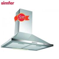 Range Hoods Simfer 8562SM home appliances major appliances built in wall hood for home