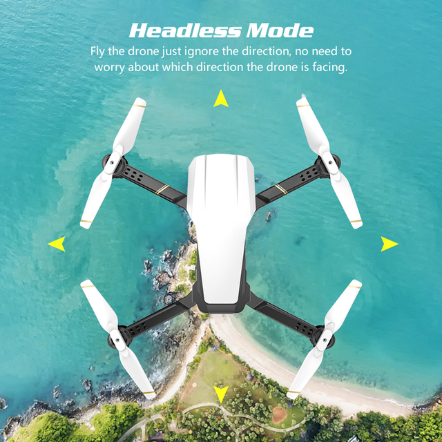 Selfie Drone Profissional Camera Quadrocopter FPV Dron RC Helicopter Mini Drone X Pro Drones with Camera HD VS GD89 XS809HW E58 6