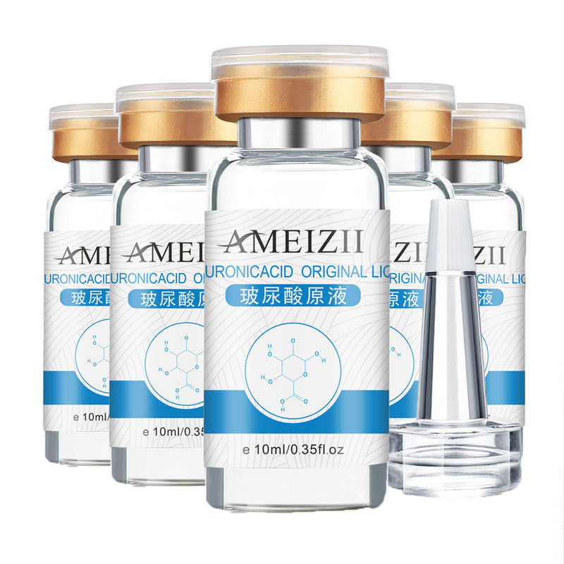 Hidratante cara Natural colágeno suero blanqueamiento Caracol reparación Anti arrugas antiedad ácido hialurónico cuidado de la piel esencia TSLM1