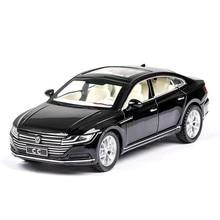 1:32 Volkswagen-CC arteon Car Model Alloy Car Die Cast Toy Car Model Pull Back Children's Toy Collectibles 109