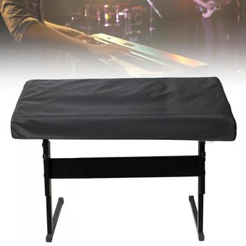 Black 61 / 88 Keyboards Electronic Piano Dust Cover Piano Protect Bag Piano Cover Keyboard Instruments powerful professional protable luxury 61 76 key keyboard electronic organ bag piano backpack soft gig package case cover