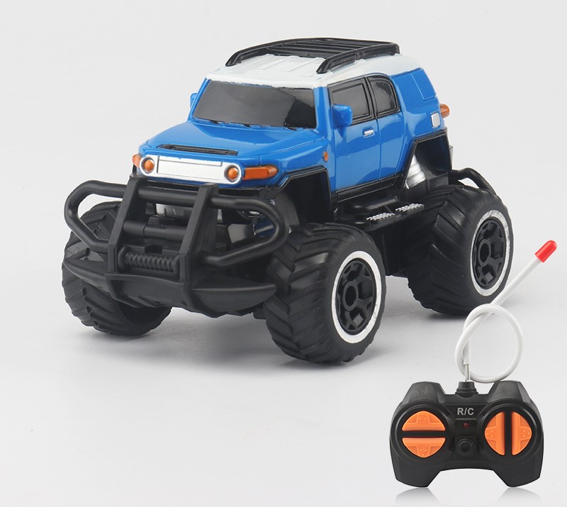 1:43 Mini Cars RC Car Off-road 4 Channels Electric Vehicle Model Radio Remote Control Cars Toys As Gifts For Kids Wholesale Spot