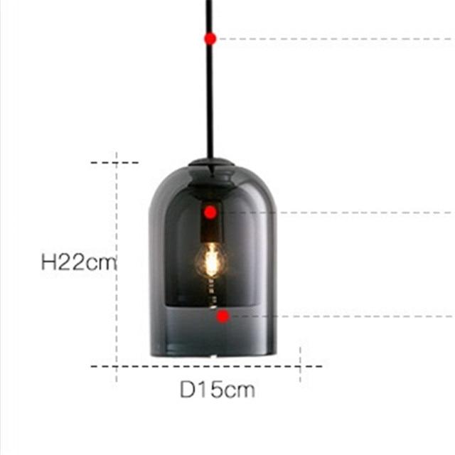 Купить светодиодный комнатный светильник e14 современная геометрическая картинки цена