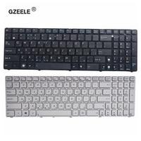 GZEELE новый для ASUS K73SV A73 A73B A73E A73S A73T K72D K72DR K72DY K72J x53 k52 RU русская новая клавиатура для ноутбука черный с рамкой