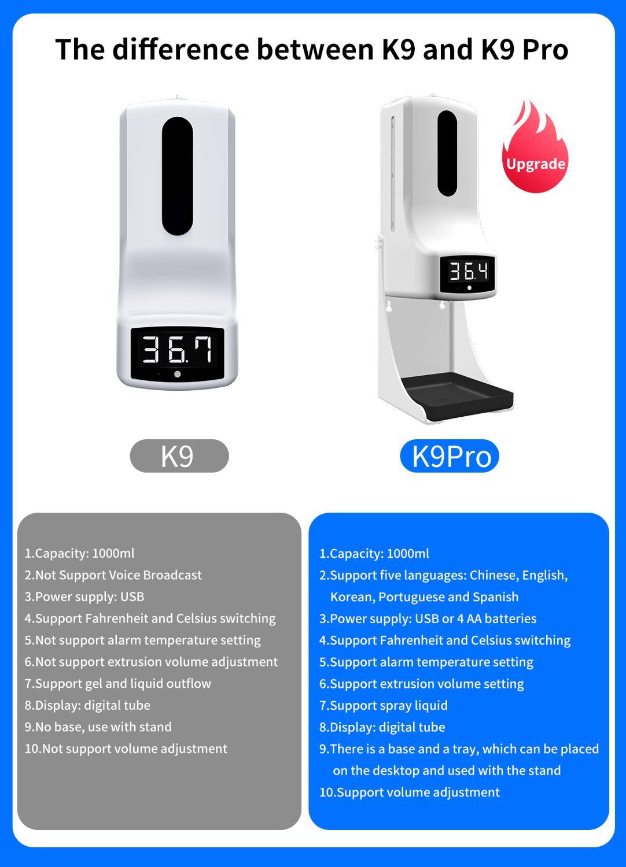 novo k9 pro automatico dispensador de sabao 04
