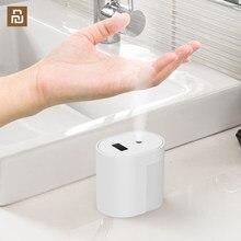 Mijia youpin inteligentny indukcyjny sterylizator w sprayu automatyczna indukcja dozownik do mydła przenośny opryskiwacz do dezynfekcji alkoholem