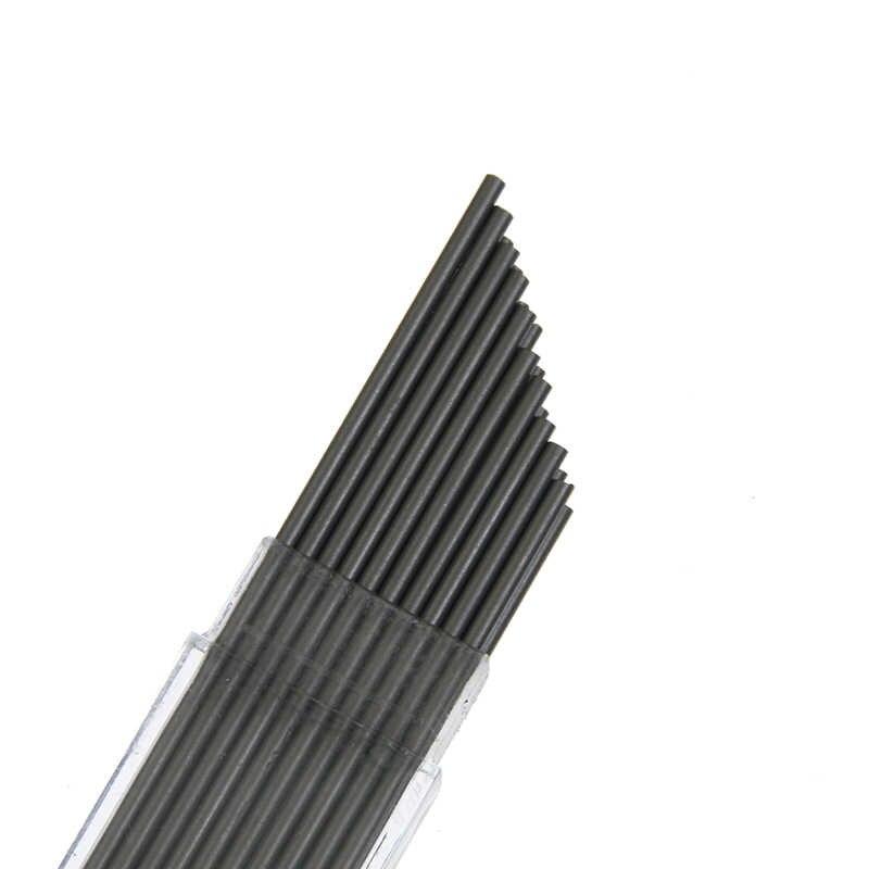 20 יח'\קופסא מכירה קידום פלסטיק אוטומטי עיפרון תיבת 2.0mm עופרת גרפיט 2b מכאני עיפרון מילוי משלוח חינם