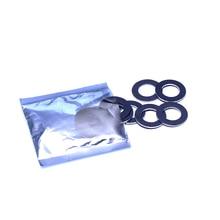 10 шт./компл. резьба для автомобильного слива масла прокладка Омыватель части двигателя автомобиля замена или Toyota 90430-12031