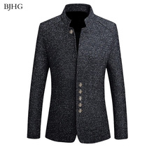 2019 Brand Mens Vintage Blazer Coats Chinese Style