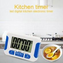 Timer Alarm-Clock Electronic-Timer Countdown-Stopwatch Digital Mini Portable Pocket