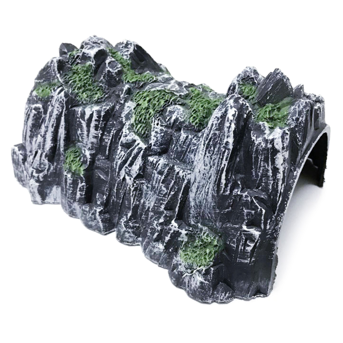 1:150-1:200 N Scale 17.8cm Cave Tunnel Model For DIY Architectural Sand Table Tree Miniatures Landscape Decor