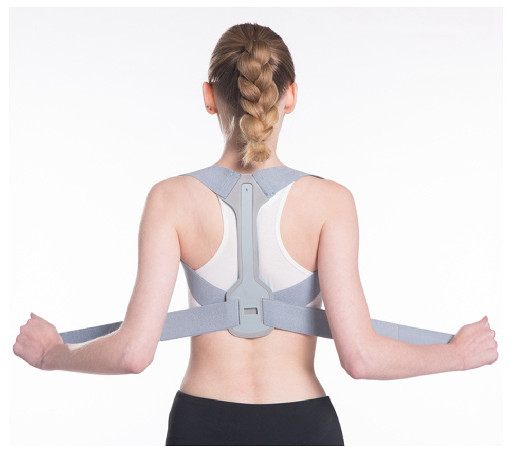 Adjustable Posture Corrector Belt for Clavicle and Spine Support Helps to Relief Back Pain Suitable for Unisex 19