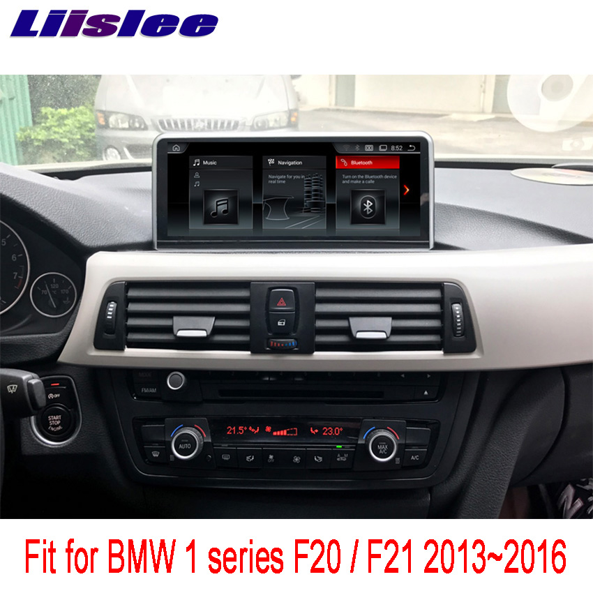 Liislee For <font><b>BMW</b></font> 1 series <font><b>F20</b></font> / F21 2013~2016 <font><b>Android</b></font> Car Radio Multimedia Player WIFI GPS Navigation Automobile entertainment image