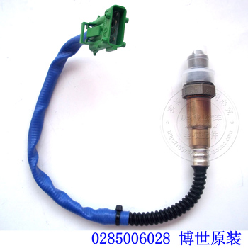 Free Delivery. 0258006028 green front oxygen sensor plug genuine DAK10