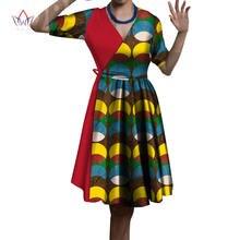 Африканские платья с v образным вырезом для женщин африканская
