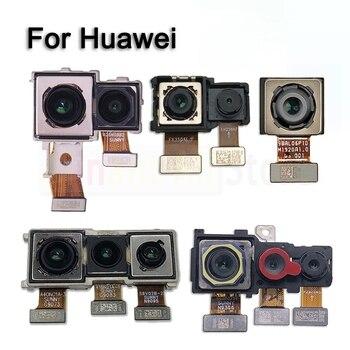 Original Rear Main Back Camera Flex Cable For Huawei P9 P10 P20 P30 P40 Lite Pro Plus Back Camera Fl