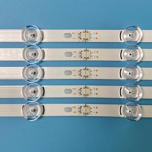 Image 3 - Ensemble de 10 pièces, 1025mm 9 LED s, LED bandes, 49LB5500 LC490DUE, pour LG Innotek DRT 3.0 49 A B 6916L 1944A 6916L 1945A, nouveau