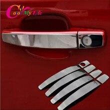 Накладка из нержавеющей стали на дверные ручки автомобиля для Chevrolet Chevy Cruze 2009-2013 седан хэтчбек Trax Malibu Opel Mokka ASTRA J