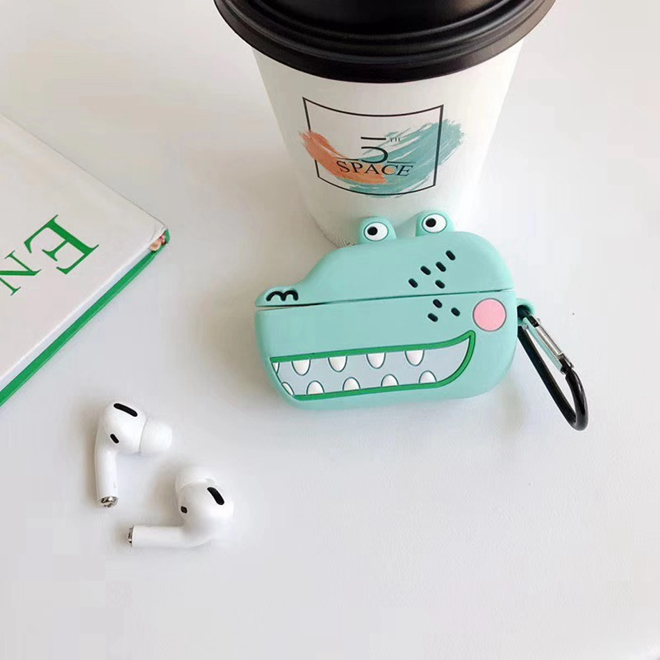 Cute 3D Silicone Case for Airpods Pro 133