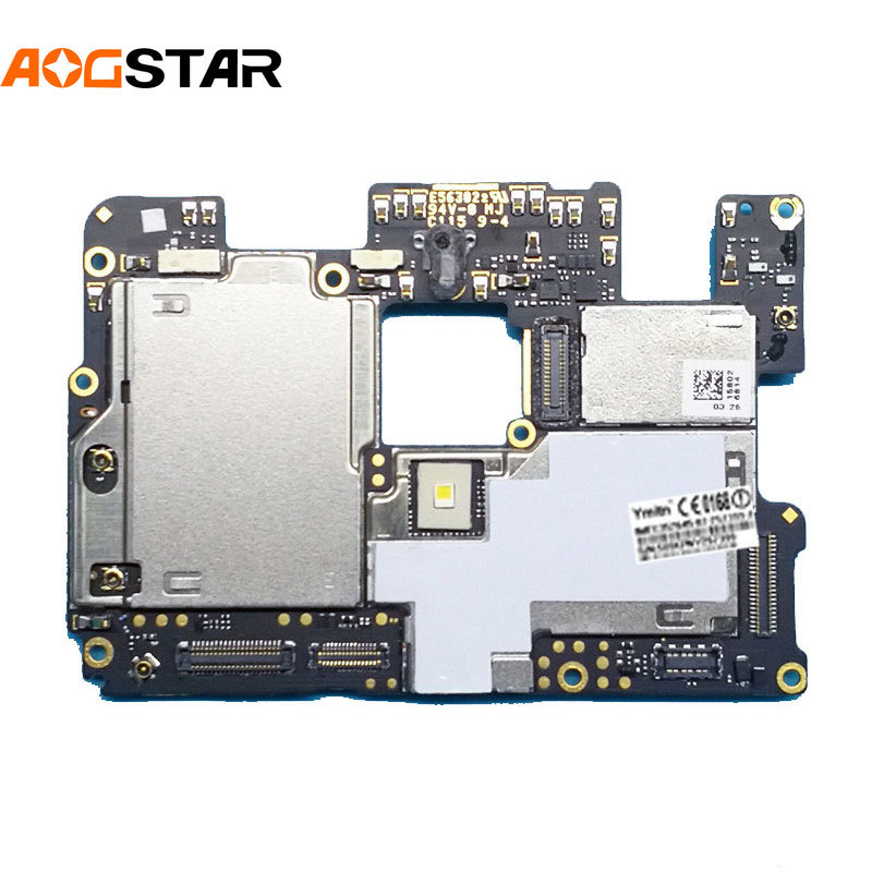 Aogstar Unlocked Main Board Mainboard Motherboard With Chips Circuits Flex Cable FPC For OnePlus 3T OnePlus3T A3010 64GB