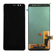 5.6 TFT หน้าจอสำหรับ Samsung Galaxy A8 2018 A530 A530F A530W A530N จอแสดงผล LCD Touch Screen Digitizer ASSEMBLY PANEL Parts (TFT)(China)