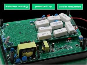 Image 5 - DUOYI DY294ดิจิตอลมัลติฟังก์ชั่Semiconductorเครื่องทดสอบทรานซิสเตอร์1000Vย้อนกลับCapacitanceแรงดันไฟฟ้าSCR FETวัดCapacitor